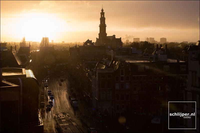Nederland, Amsterdam, 6 april 2016