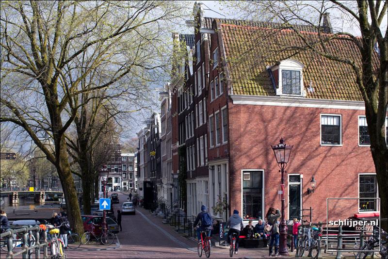 Nederland, Amsterdam, 8 april 2016