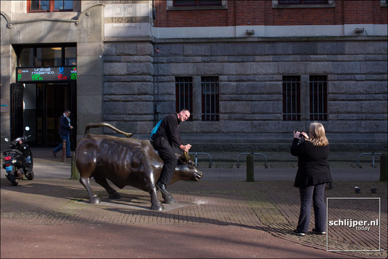 Nederland, Amsterdam, 8q april 2016