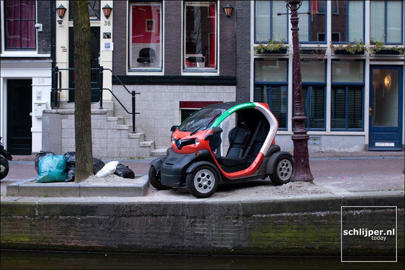 Nederland, Amsterdam, 14 april 2016