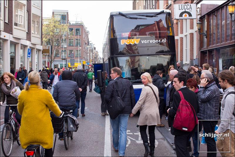 Nederland, Amsterdam, 22 april 2016