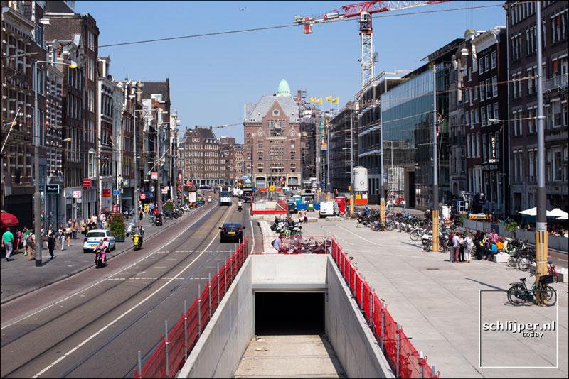 Nederland, Amsterdam, 12 mei 2016