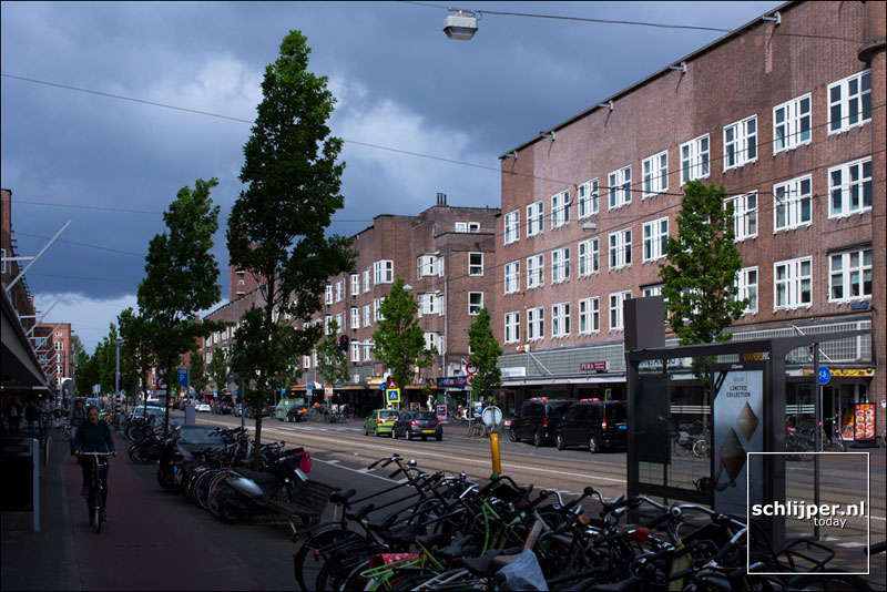 Nederland, Amsterdam, 14 mei 2016