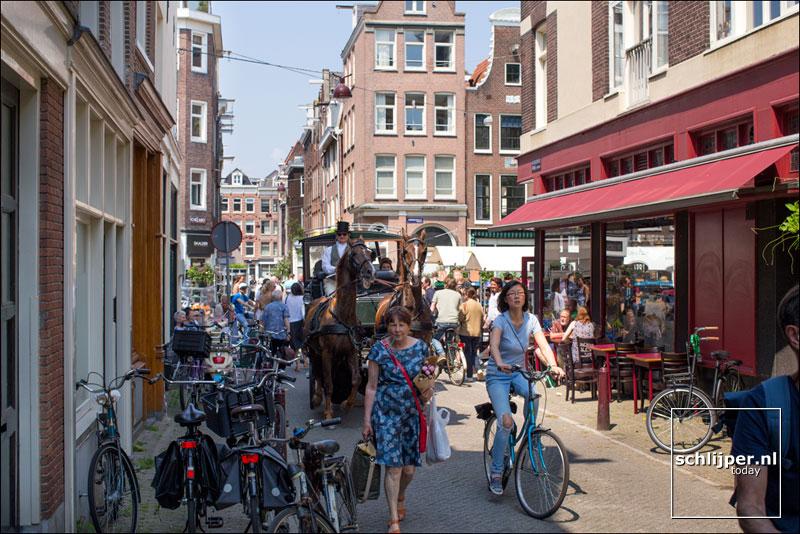 Nederland, Amsterdam, 4 juni 2016