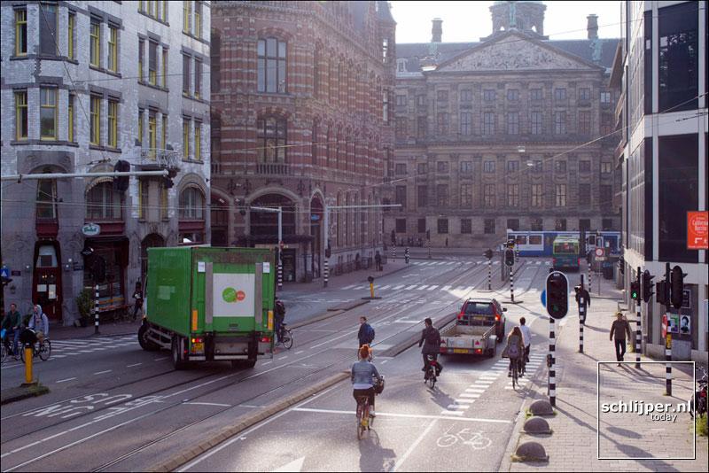 Nederland, Amsterdam, 8 juni 2016