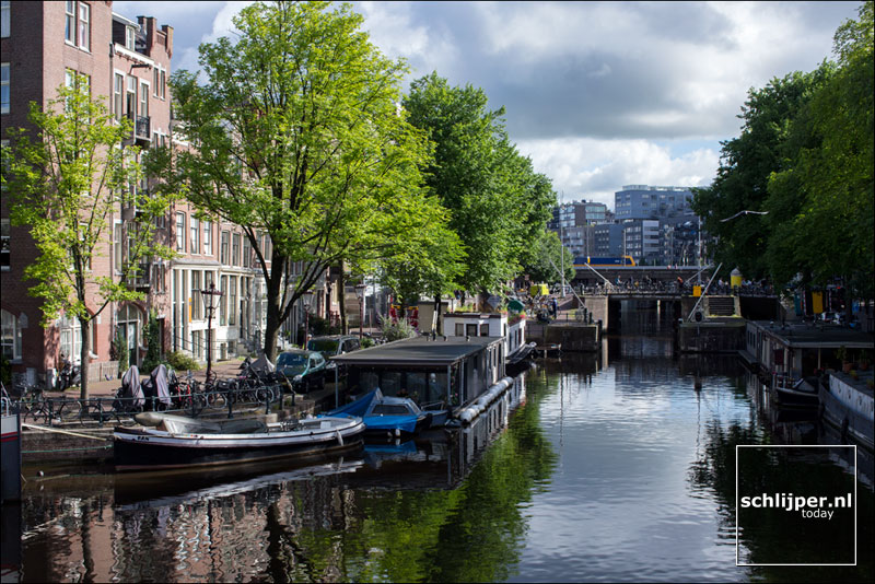 Nederland, Amsterdam, 6 juli 2016