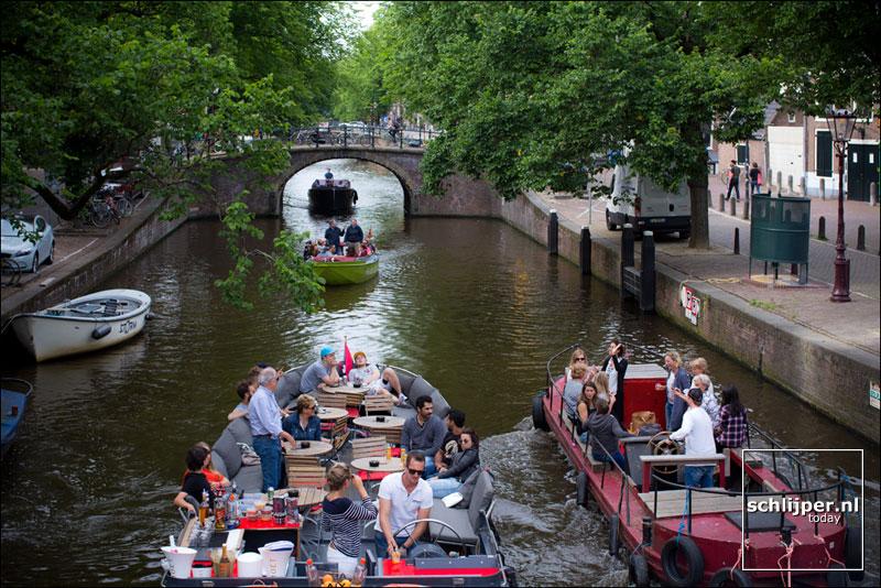 Nederland, Amsterdam, 7 juli 2016