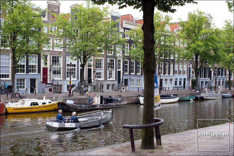 Nederland, Amsterdam, 7 augustus 2016