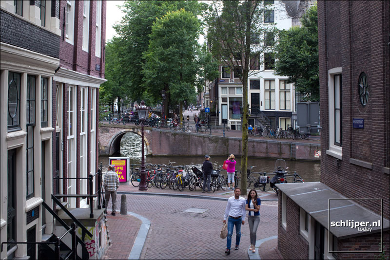Nederland, Amsterdam, 14 augustus 2016
