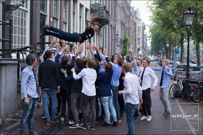 Nederland, Amsterdam, 19 augustus 2016