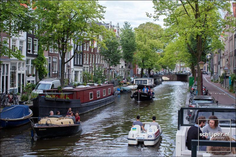 Nederland, Amsterdam, 28 augustus 2016
