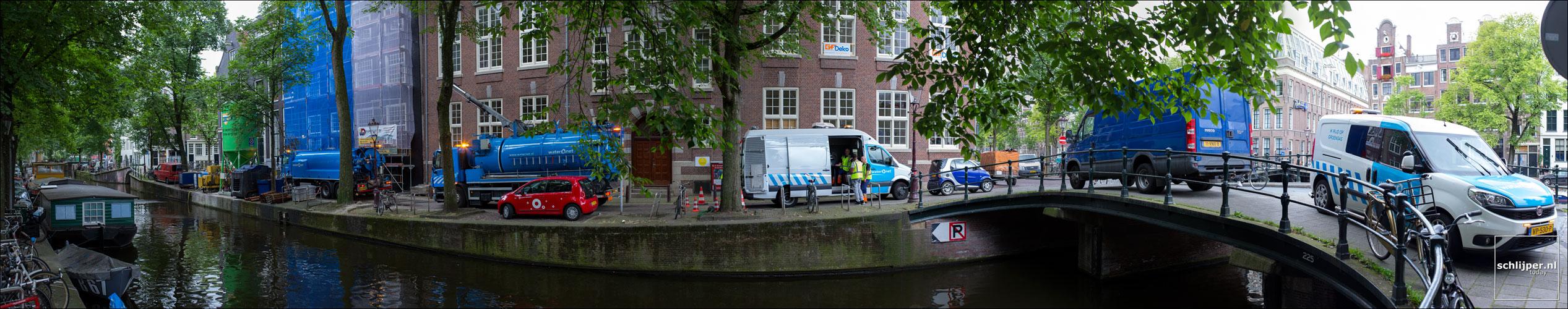 Nederland, Amsterdam, 29 augustus 2016