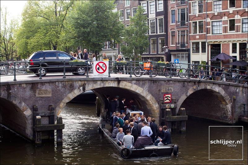 Nederland, Amsterdam, 4 september 2016