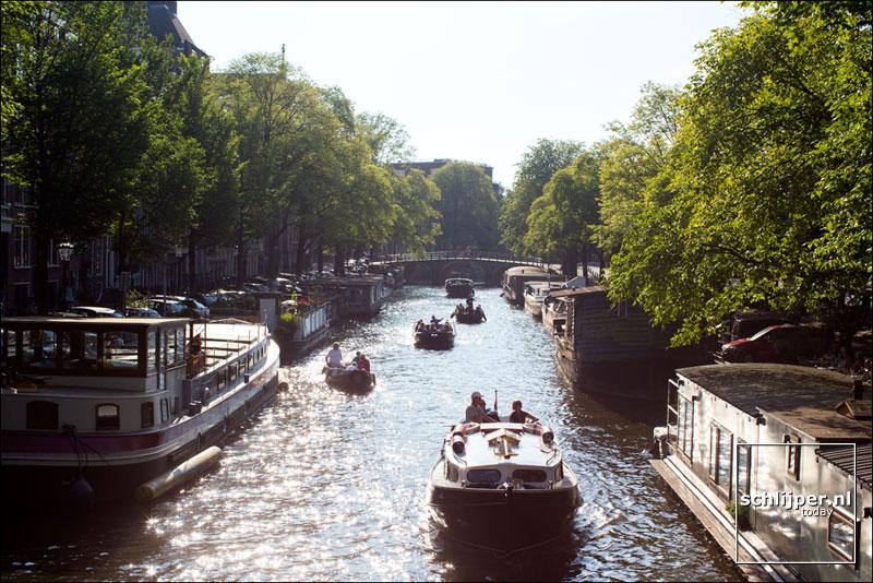 Nederland, Amsterdam, 7 september 2016