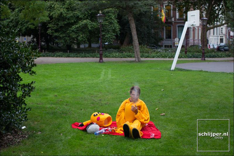 Nederland, Amsterdam, 19 september 2016