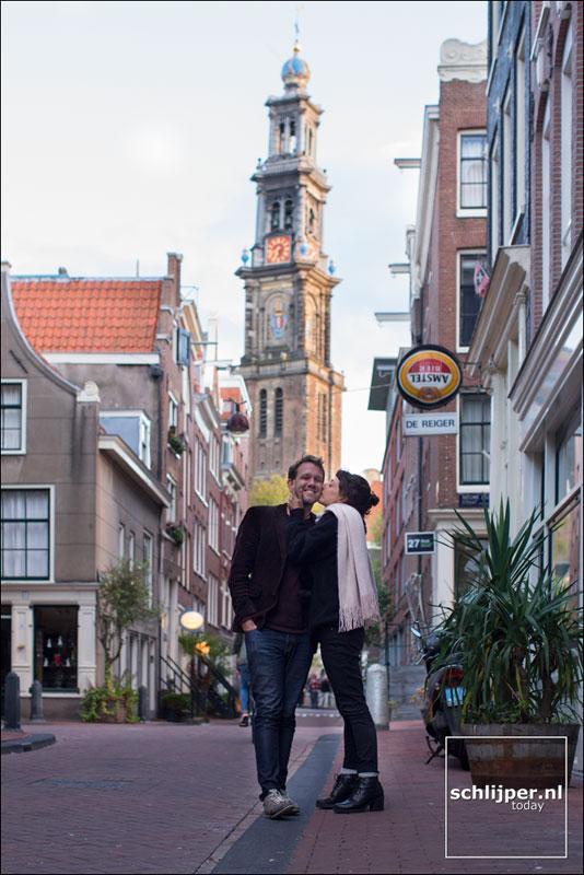 Nederland, Amsterdam, 5 oktober 2016