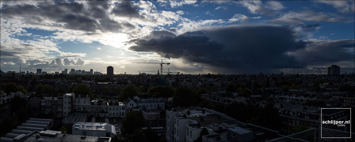 Nederland, Amsterdam, 9 oktober 2016