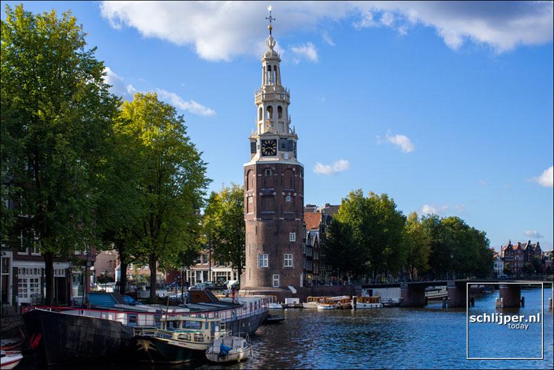 Nederland, Amsterdam, 10 oktober 2016