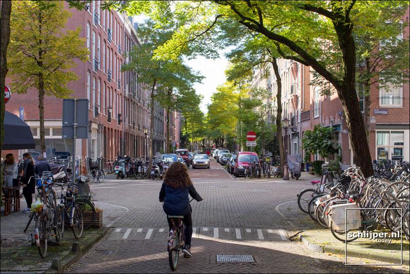 Nederland, Amsterdam, 19 oktober 2016