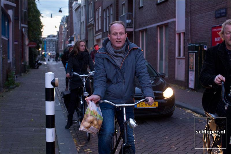 Nederland, Amsterdam, 20 oktober 2016