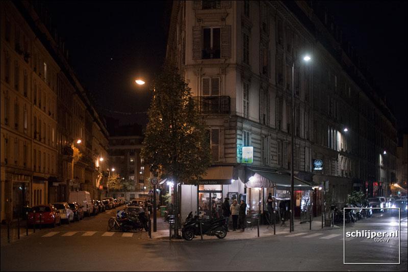 Frankrijk, Parijs, 7 november 2016