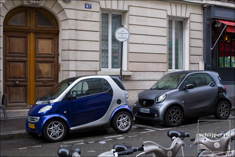 Frankrijk, Parijs, 9 november 2016