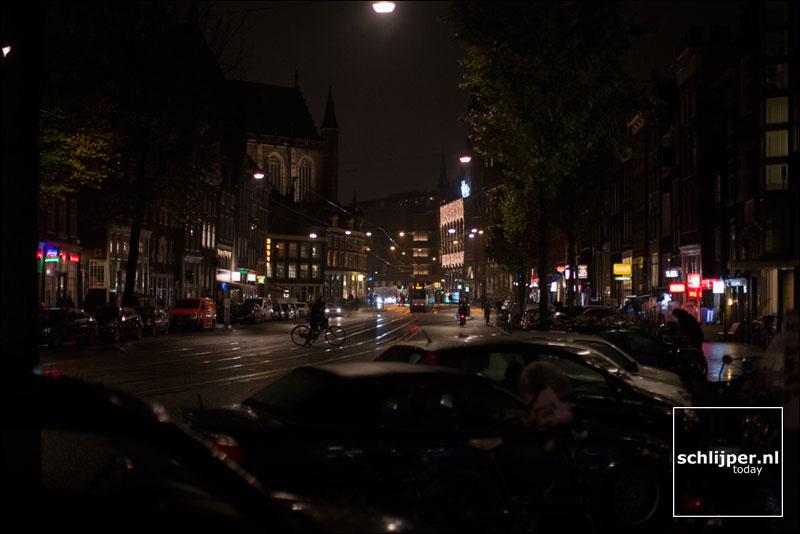 Nederland, Amsterdam, 15 november 2016