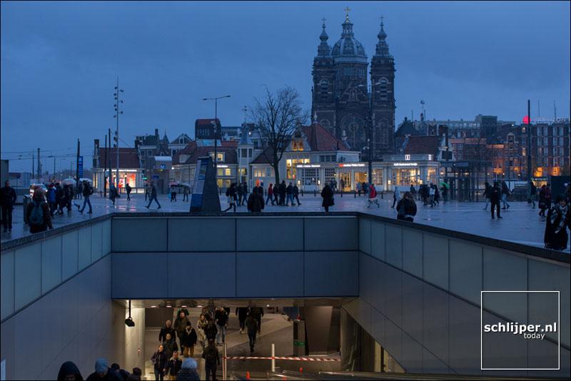 Nederland, Amsterdam, 17 november 2016
