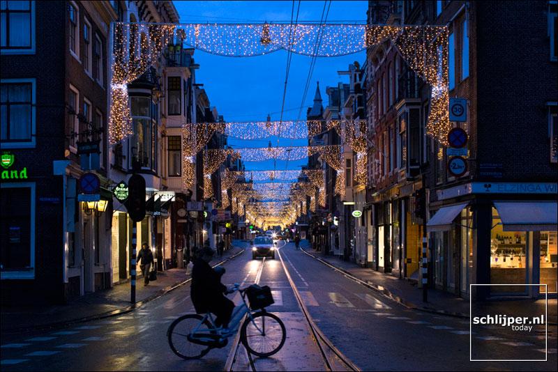 Nederland, Amsterdam, 21 november 2016