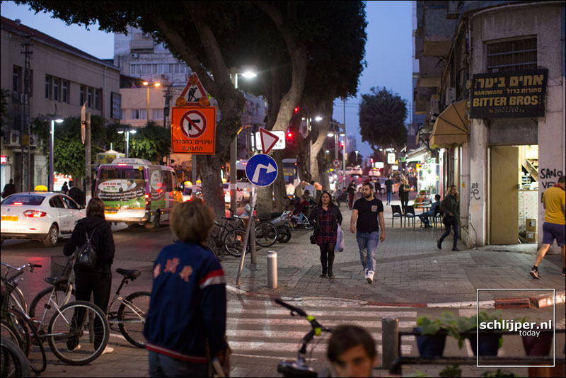 Israel, Tel Aviv, 28 november 2016