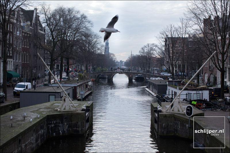 Nederland, Amsterdam, 7 december 2016
