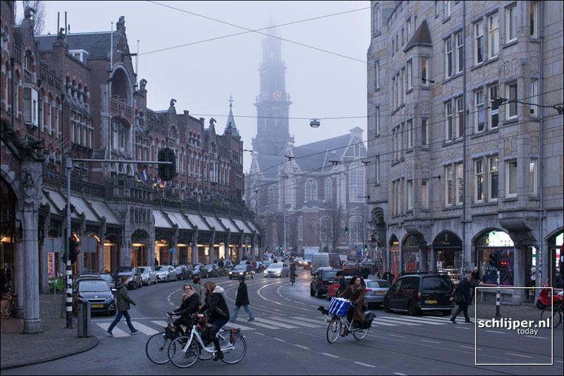 Nederland, Amsterdam, 13 december 2016