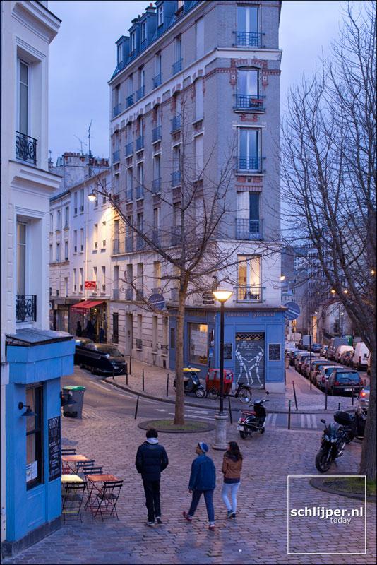 Frankrijk, Parijs, 20 december 2016