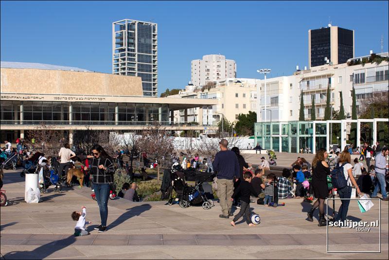 Israel, Tel Aviv, 6 januari 2017