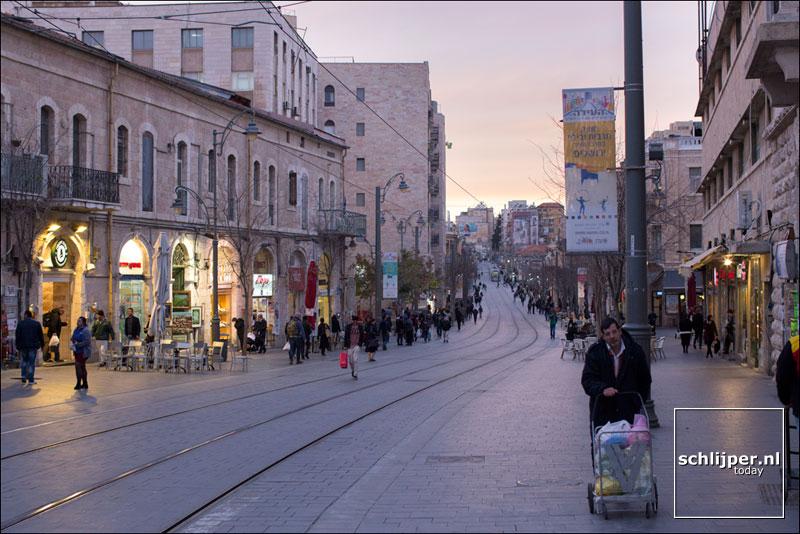 Israel, Jeruzalem, 10 januari 2017