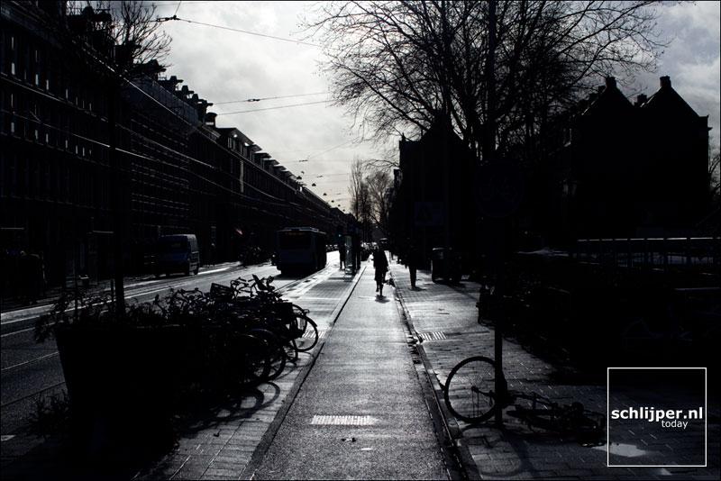 Nederland, Amsterdam, 14 januari 2017