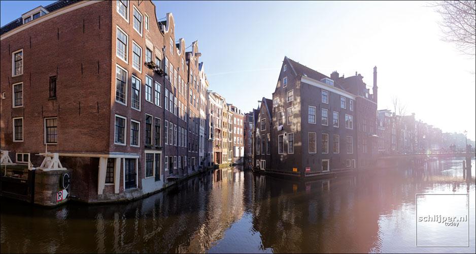 Nederland, Amsterdam, 21 januari 2017