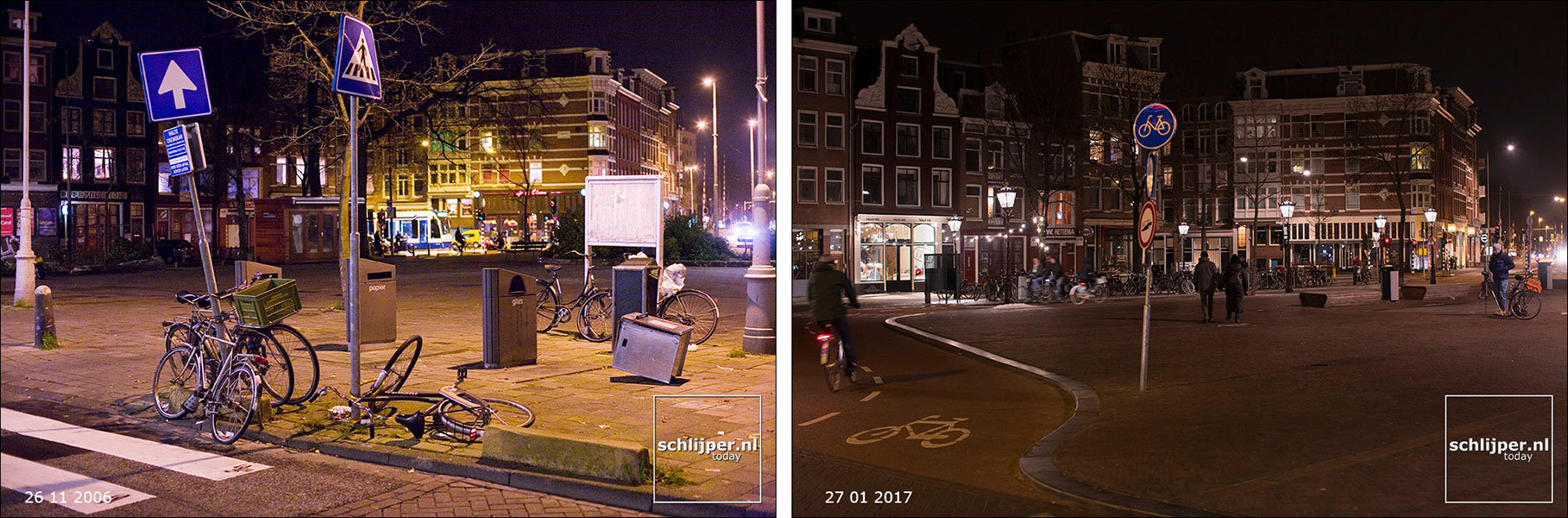 Nederland, Amsterdam, 27 januari 2017