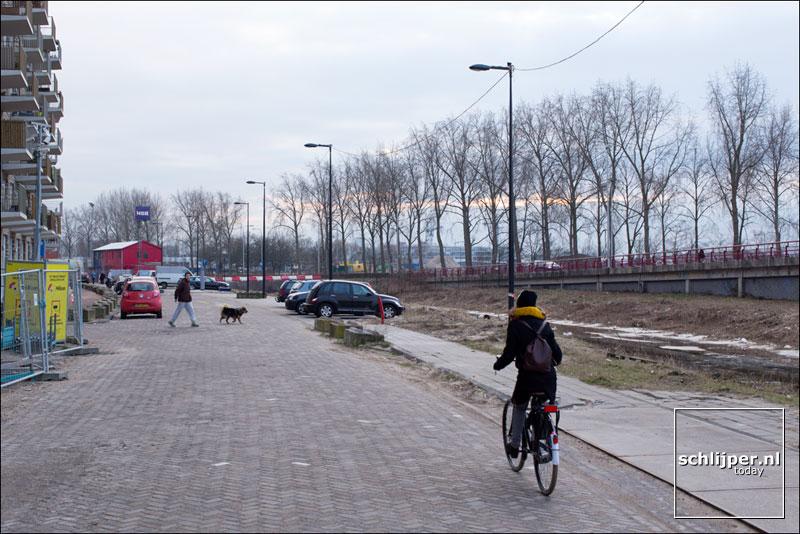 Nederland, Amsterdam, 28 januari 2017