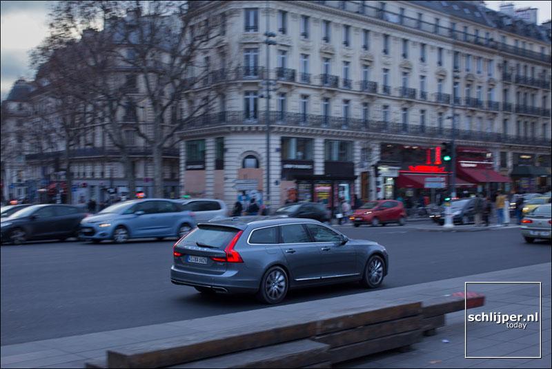 Frankrijk, Parijs, 29 januari 2017