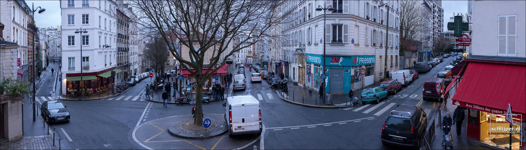 Frankrijk, Parijs, 30 januari 2017