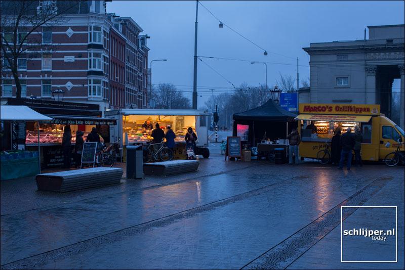 Nederland, Amsterdam, 8 februari 2017