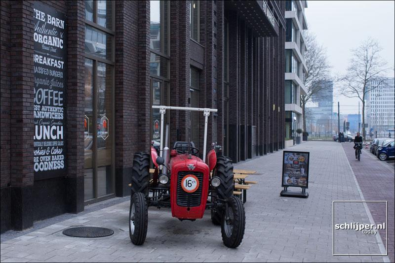 Nederland, Amsterdam, 9 februari 2017