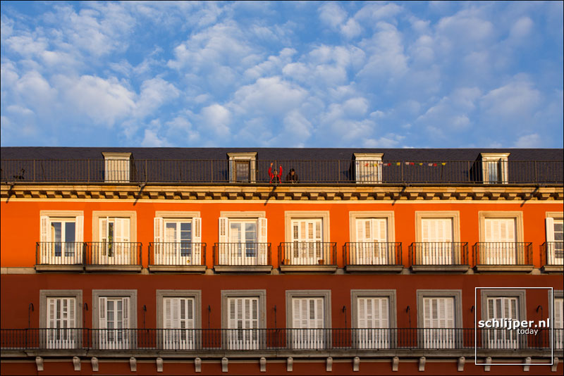 Spanje, Madrid, 16 februari 2017