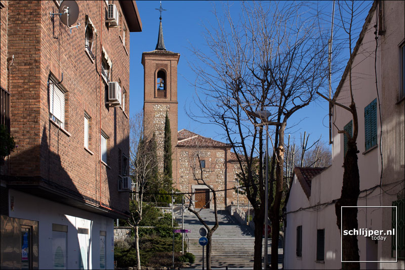 Spanje, Las Rozas, 19 februari 2017