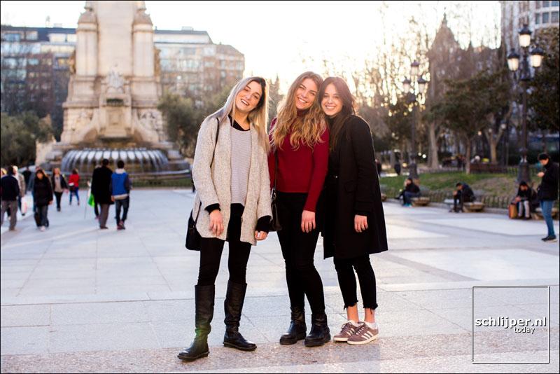 Spanje, Madrid, 22 februari 2017