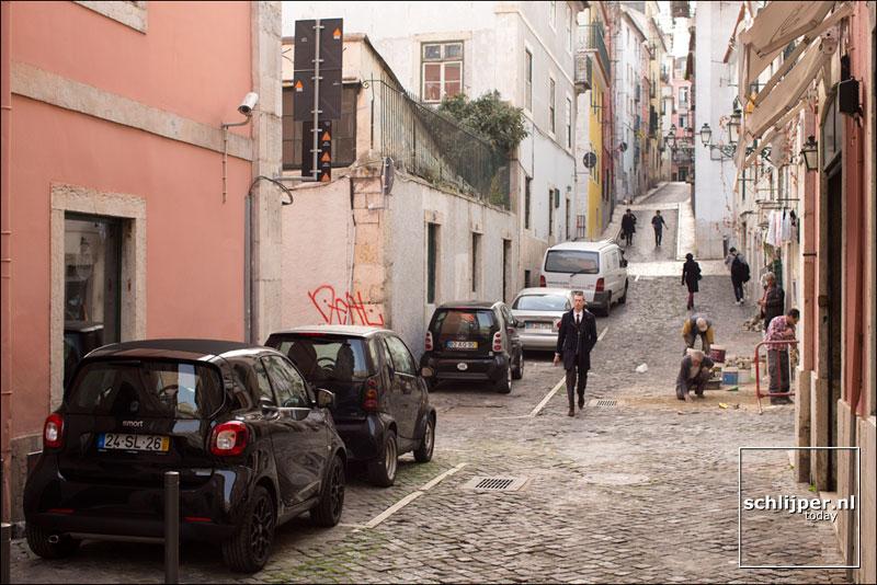 Portugal, Lissabon, 23 februari 2017
