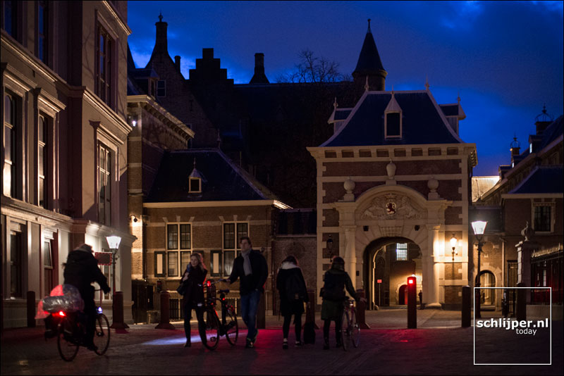 Nederland, Den Haag, 28 februari 2017