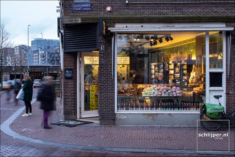 Nederland, Amsterdam, 18 maart 2017