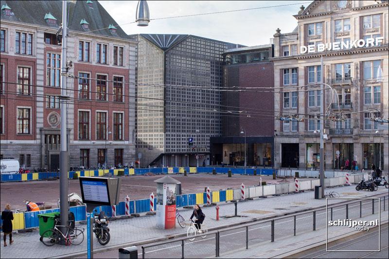 Nederland, Amsterdam, 21 maart 2017